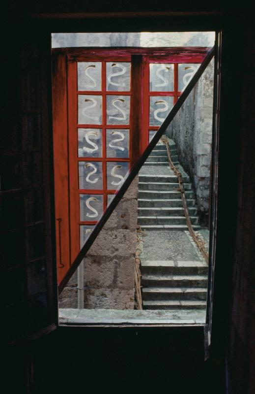 Périgueux 77 - demi-fenêtre 3