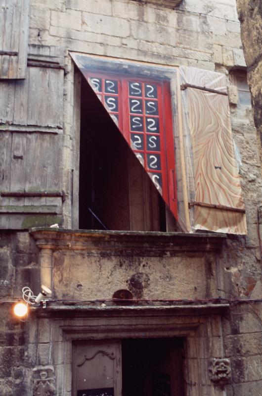 Périgueux 77 - demi-fenêtre 2