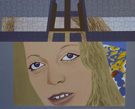 Portrait de Claire