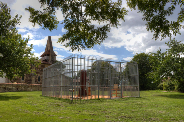 laurent-le-deunff - zoo des sculptures - foret d'art contemporain