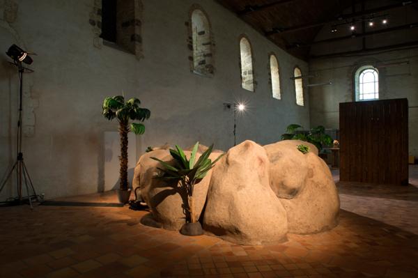 laurent-le-deunff_stalactite-et-stalagmite
