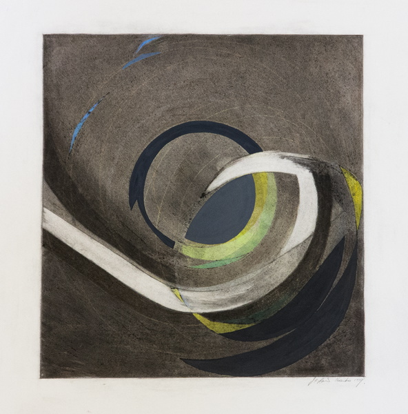 Circle-Spiral 2