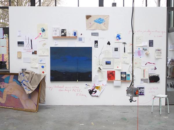 florent-contin-roux_l-acte-de-peindre-performance_2019_ensa-limoges