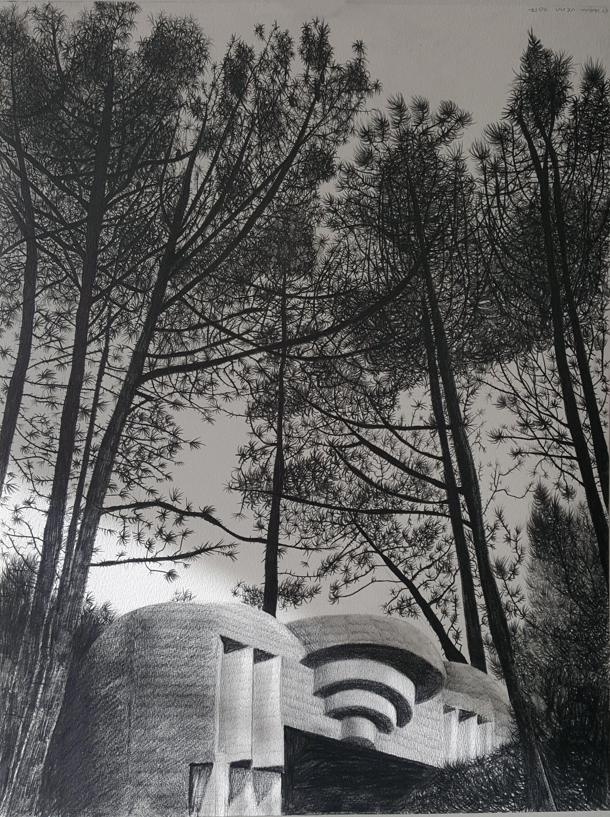 Erwan Venn, Blockhaus