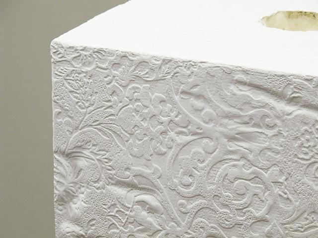 Erwan Venn - Empreintes - EMOTIONAL WHITE CUBE #1 - 2010