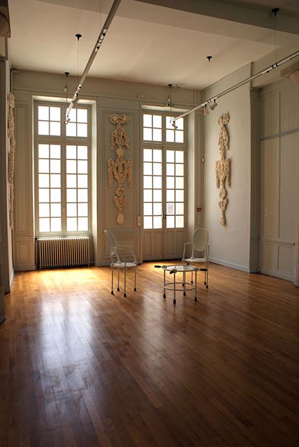 Erwan Venn - Empreintes - Espace Art Contemporain-La Rochelle - 2008