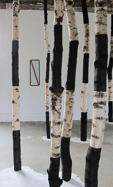 Jean Bonichon - Battre la brèche (No-where land), 2018