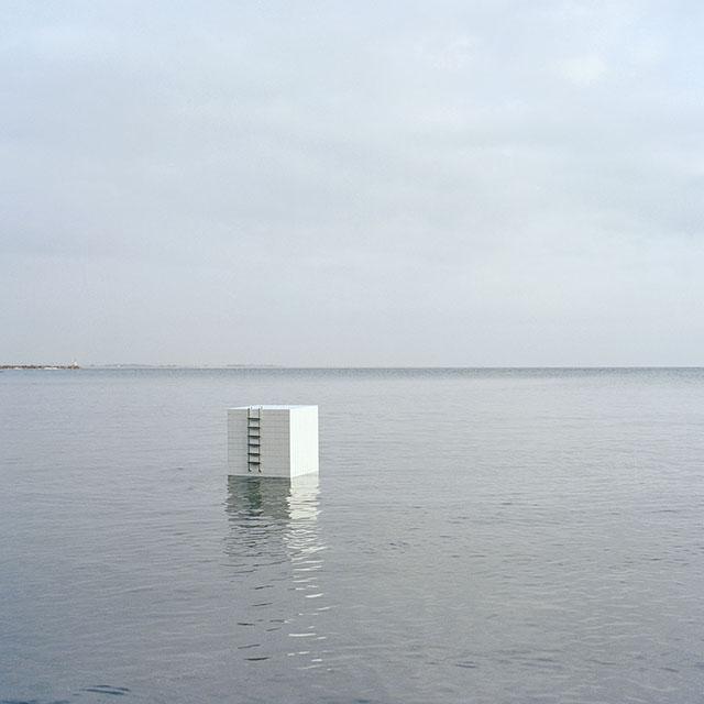 Jean Bonichon, La grande piscine, 2009
