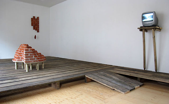 Jean Bonichon - The Flying Dutchman, 2013