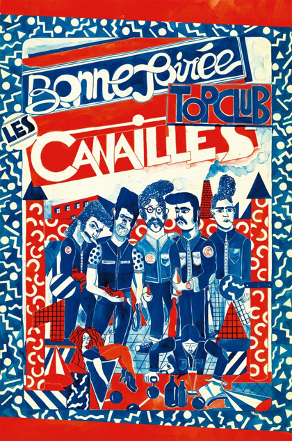 Camille Lavaud, Blocus Solus, United Dead Artists (couverture)