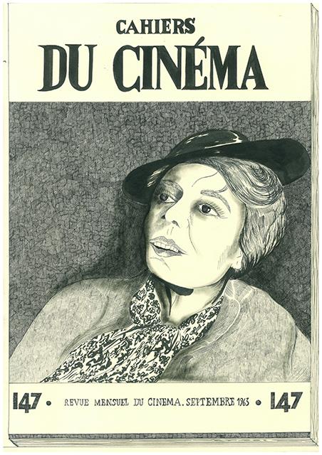 Camille Lavaud, Cahiers du Cinéma, 2016