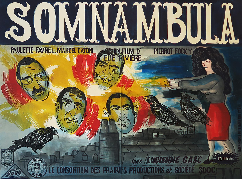 Camille Lavaud, Somnambula (2017)