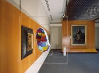 Salle Goya du dossier dda Aquitaine de Jean Sabrier