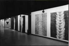 Vues d'expositions du dossier dda Aquitaine de Maya Andersson