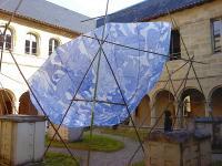 Un toit en soie comme par miracle du dossier dda Aquitaine de Anne-Marie Durou