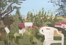 Garden Party du dossier dda Aquitaine de Florent Contin-Roux