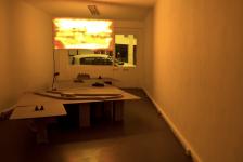 Galerie Tator, Lyon, 2013 du dossier dda Aquitaine de Florian de la Salle
