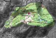Noir paysage du dossier dda Aquitaine de Jacques Vieille