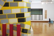 Vues des expositions du dossier dda Aquitaine de Jeanne Tzaut