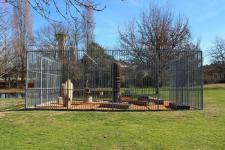 Le zoo des sculptures - 2014 du dossier dda Aquitaine de Laurent Le Deunff