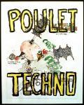 Poulet Techno - 2000 du dossier dda Aquitaine de Laurent Terras