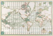 Carte marine du dossier dda Aquitaine de Laurie-Anne Estaque