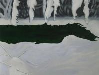 Jardin en hiver du dossier dda Aquitaine de Maya Andersson