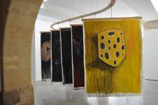 Vues des expositions du dossier dda Aquitaine de Michel Herreria