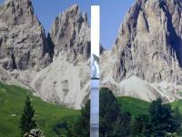 Meurtri�re (Dolomites) du dossier dda Aquitaine de Nicolas Milhé