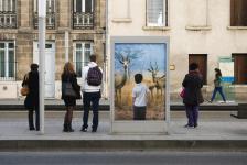 Touristes du dossier dda Aquitaine de Nino Laisné