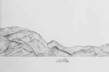 L'autre rive / Gourbis, Alg�rie du dossier dda Aquitaine de Pierre Labat