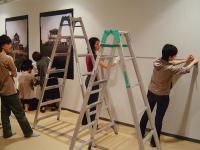 Art Gallery, Yokohama Museum - 2005 du dossier dda Aquitaine de Sabine Delcour
