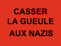 Casser la gueule aux Nazis du dossier dda Aquitaine de Serge Provost