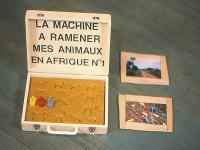 Ramener mes animaux en Afrique du dossier dda Aquitaine de Serge Provost